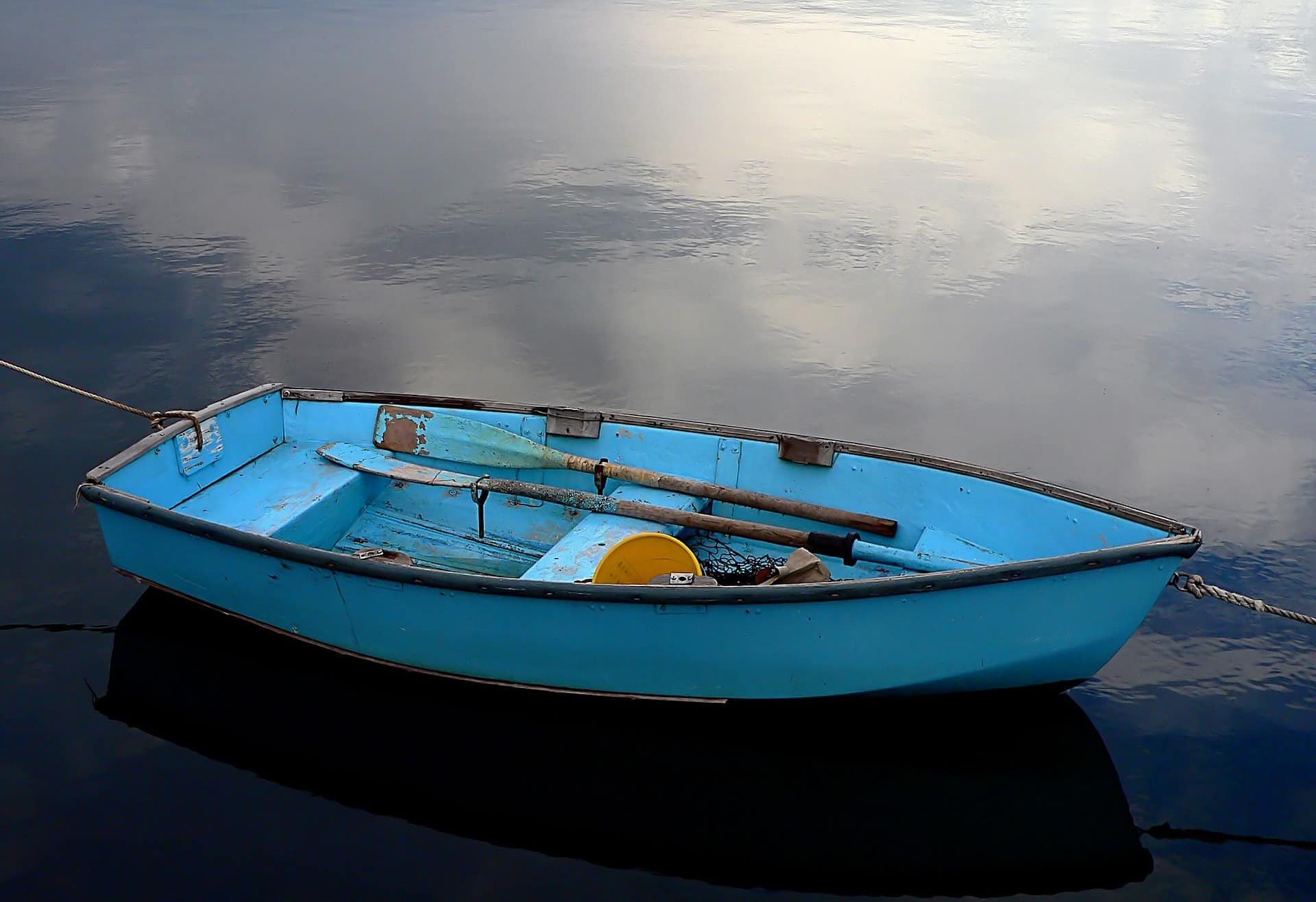Le long fleuve tranquille de Lisa